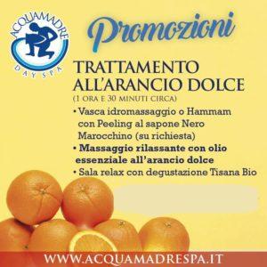 TRATTAMENTO ARANCIO DOLCE
